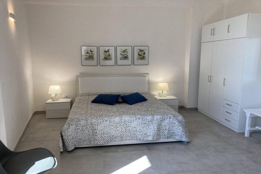 """The ground floor """"farfalla"""" double bedroom en suite"""