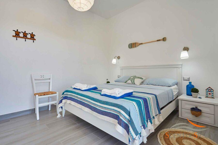 The oar double bedroom